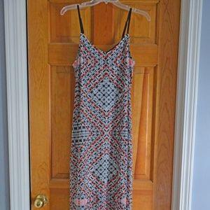 Stitch Fix Exclusive burnout maxi dress